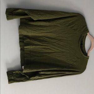 Top shop cozy sweatshirt